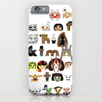 ABC3PO Episode II iPhone 6 Slim Case
