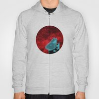 Space Rabbit Hoody