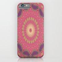 Magenta Sunset iPhone 6 Slim Case