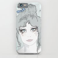 iPhone & iPod Case featuring Zooey. by LisaStannard