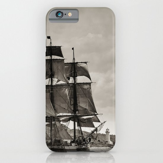 Atlantic Bound iPhone & iPod Case