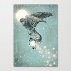 Nighthawk  Canvas Print