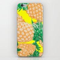 Pineapple, 2013. iPhone & iPod Skin