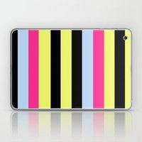 Bertie Bassett Stripes Pattern Laptop & iPad Skin