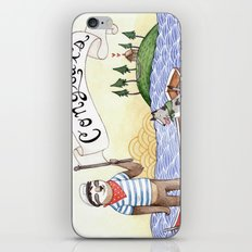 Sloth Congrats iPhone & iPod Skin