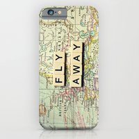 iPhone & iPod Case featuring fly away by Sylvia Cook Photography