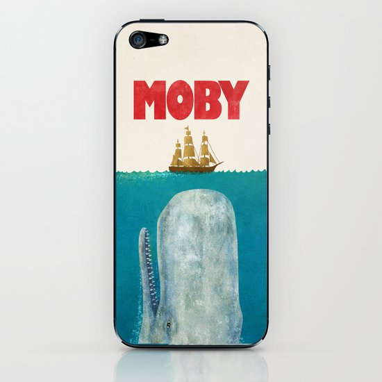 Moby  iPhone & iPod Skin