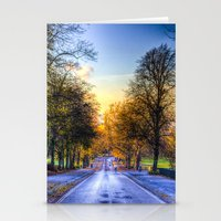 Greenwich Park London Stationery Cards