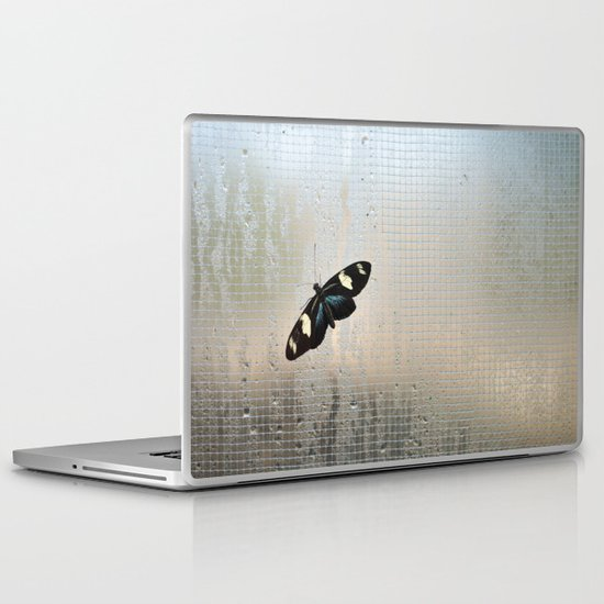 Let me out of here Laptop & iPad Skin