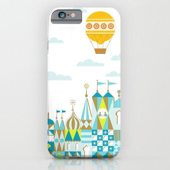 Small Magic white iPhone & iPod Case