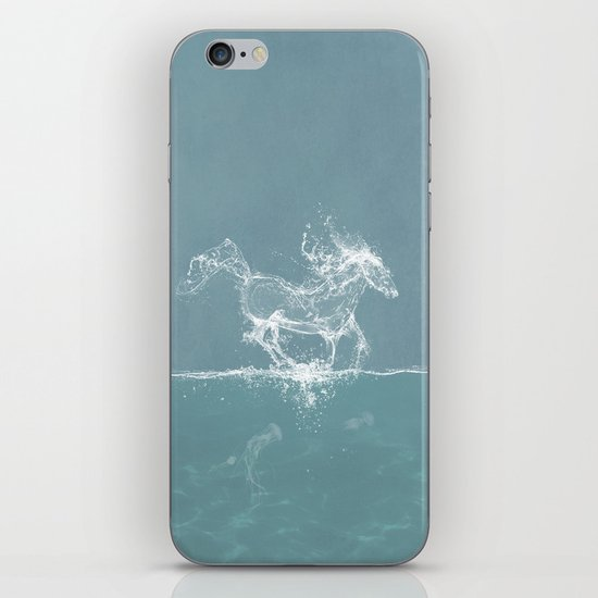 The Water Horse iPhone & iPod Skin