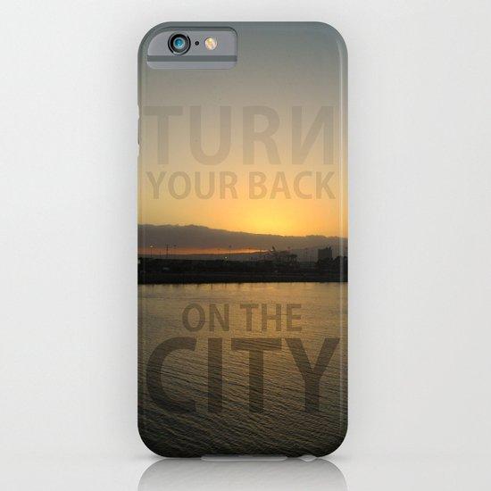 Peace of Mind... iPhone & iPod Case