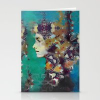 Kelp Queen Stationery Cards