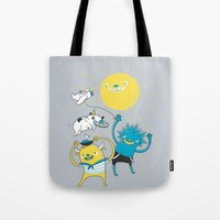 It's a nice day to play! Tote Bag
