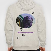 Where Are We Going Now? Hoody