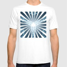NUMINICAL II SMALL Mens Fitted Tee White