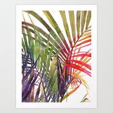 The Jungle Vol 3 Art Print