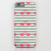 Pink Kisses iPhone 6 Slim Case