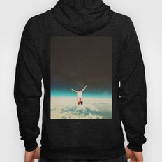 Falling With A Hidden Sm… Hoody