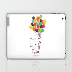 Flying Elephant Laptop & iPad Skin