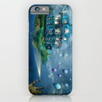 iPhone & iPod Case featuring A journey with the wind by teddynash