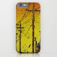 Maple Sunset iPhone 6 Slim Case