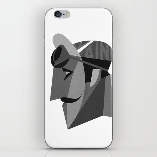 Maino iPhone & iPod Skin