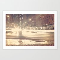 Photophobia Art Print