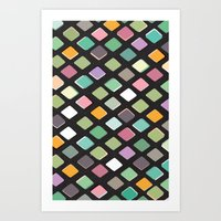 Penny Candy Art Print