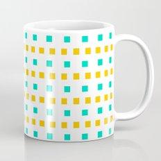 Small sunny squares Mug