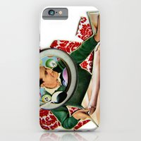 iPhone & iPod Case featuring So Smooth | Collage by Lucid House
