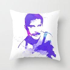 Fredy MERCURY Throw Pillow