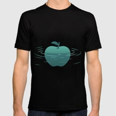 Apple 23 Mens Fitted Tee SMALL Black