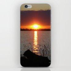 Sunset Brilliance iPhone & iPod Skin