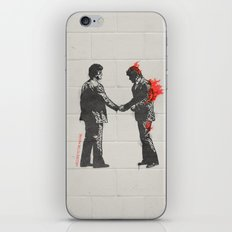 Welcome to the Machine iPhone & iPod Skin