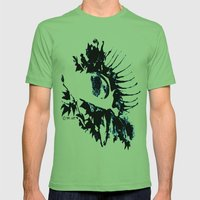 Tears Mens Fitted Tee Grass SMALL