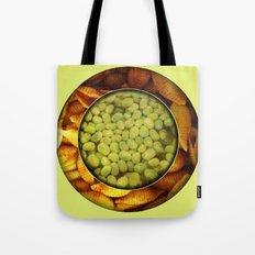 Pasta + Beans Tote Bag