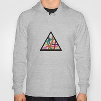Lonely Triangle Hoody