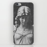 Angel no. 1 iPhone & iPod Skin