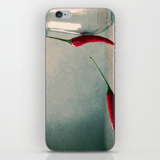 oooo baby...i love yooou sooo  iPhone & iPod Skin