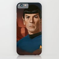 Mr. Spock iPhone 6 Slim Case