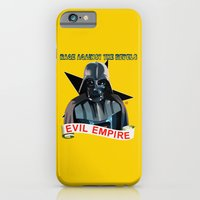 iPhone & iPod Case featuring Evil Empire by Artist RX