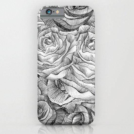 Rose #2 iPhone & iPod Case