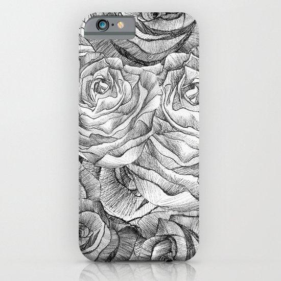 Rose #2 iPhone & iPod Case