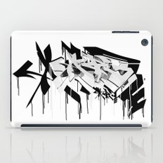 graffiti - AR3 iPad Case