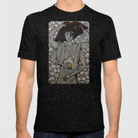 Kali Pirate Mens Fitted Tee Tri-Black SMALL