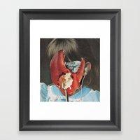 lucuma Framed Art Print