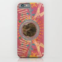 iPhone & iPod Case featuring Kitty by Duru Eksioglu