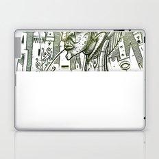 El brujo Laptop & iPad Skin