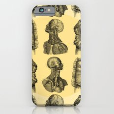 Human Anatomy Pattern Slim Case iPhone 6s